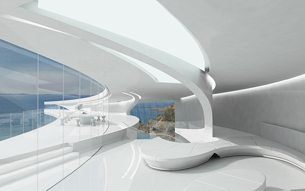 futuristic homes interior the house you cannot own 11842