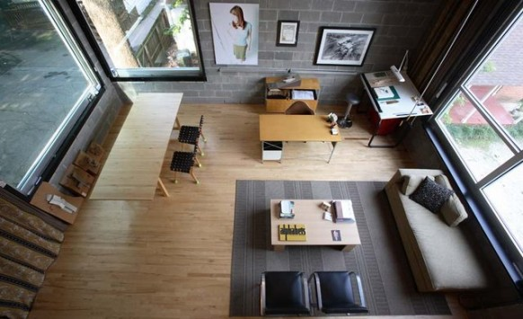 Studie workspace