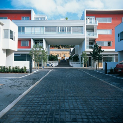 Beaumont Quartal Urban Design