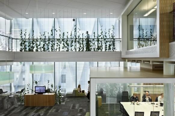 NZI Center Interior