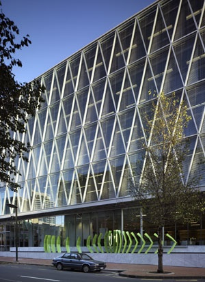 Nachhaltige NZI Center