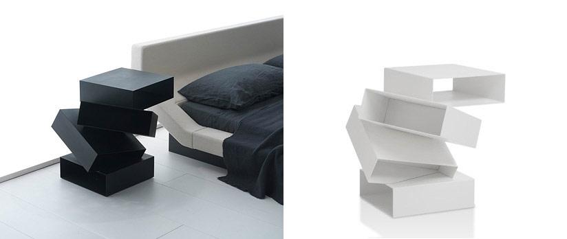 Modern Side Table Modern Bedside Table Design.25 Stunning Side Table Designs