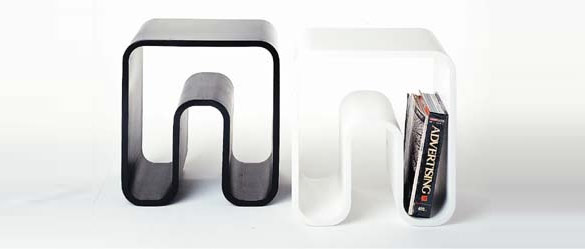 25 stunning side table designs Funky Bedside Tables