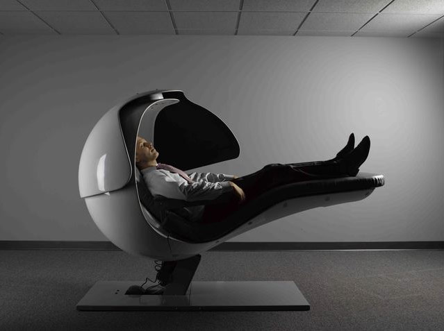 Google Reclining Chair