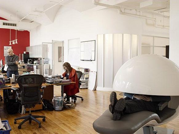Modern Office E Easy Mood