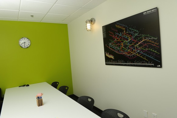 office meeting-Raum wal art