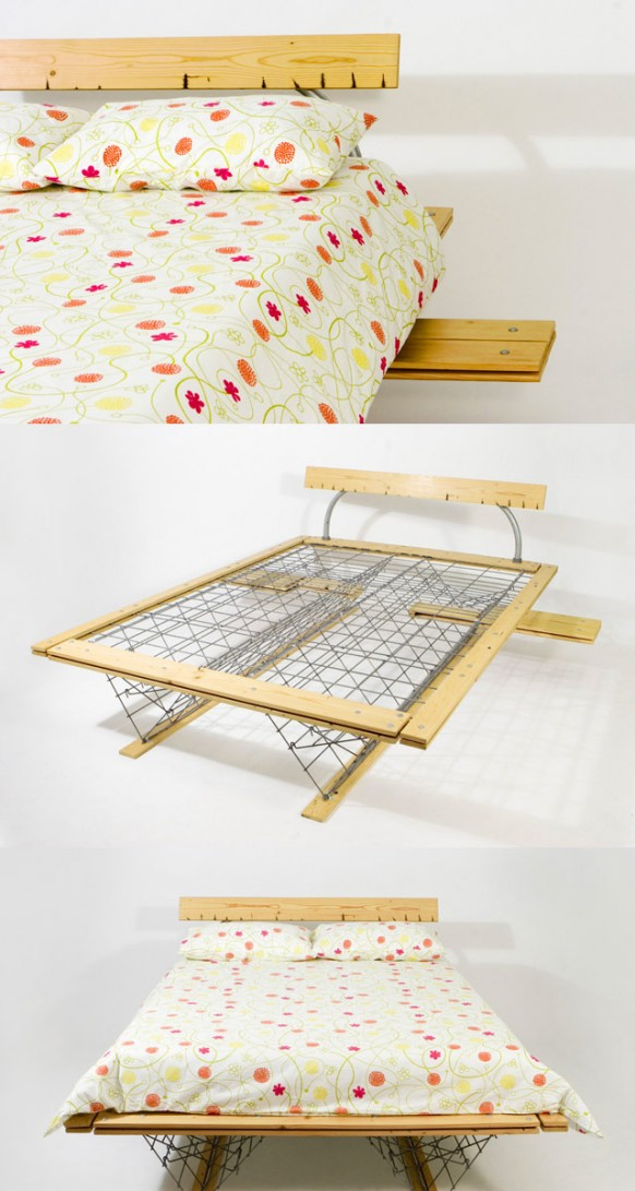 pull-out-Seite-Tabelle