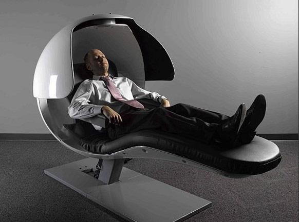 entspannende massage-Stuhl