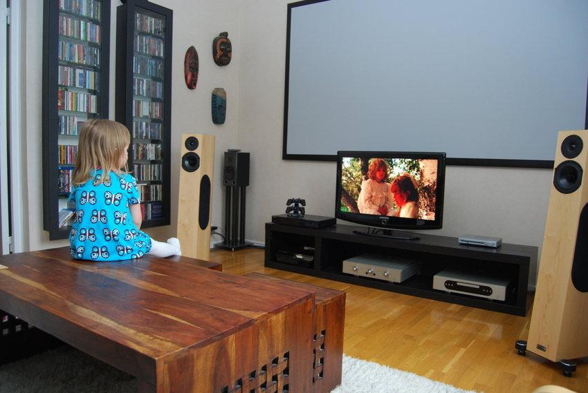 Scandinavian Living Room Entertainment Setups Rh Home Designing Com