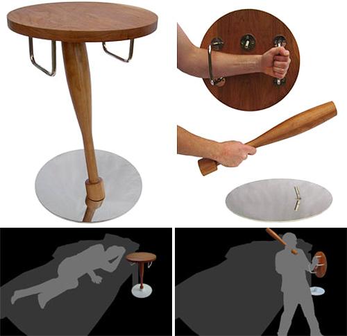 komisch-Bett-Tabelle