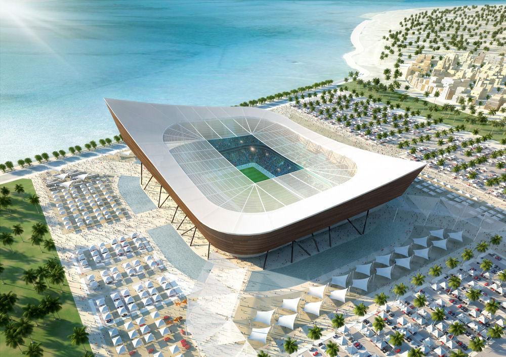 Al shamal stadium