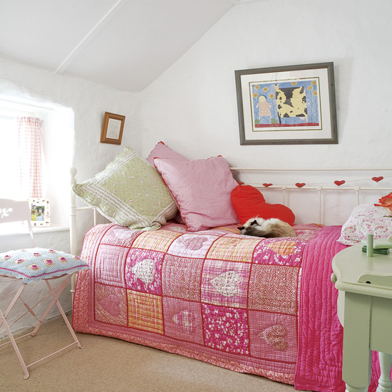 Bedroom Ideas For Girls Bed Ideas And Kids Bedroom: Kids' Room Decor: Themes And Color Schemes