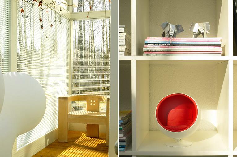 Promote Home Of The Legendary Designer Eero Aarnio