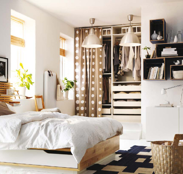 Bedroom Office Furniture: IKEA 2011 Catalog