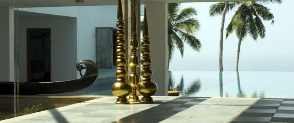 atemberaubende Haus von ocean