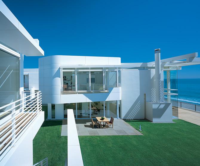 Beachfront House in California - photo#46