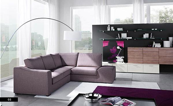 Contemporary Sofa Sets From Columbini