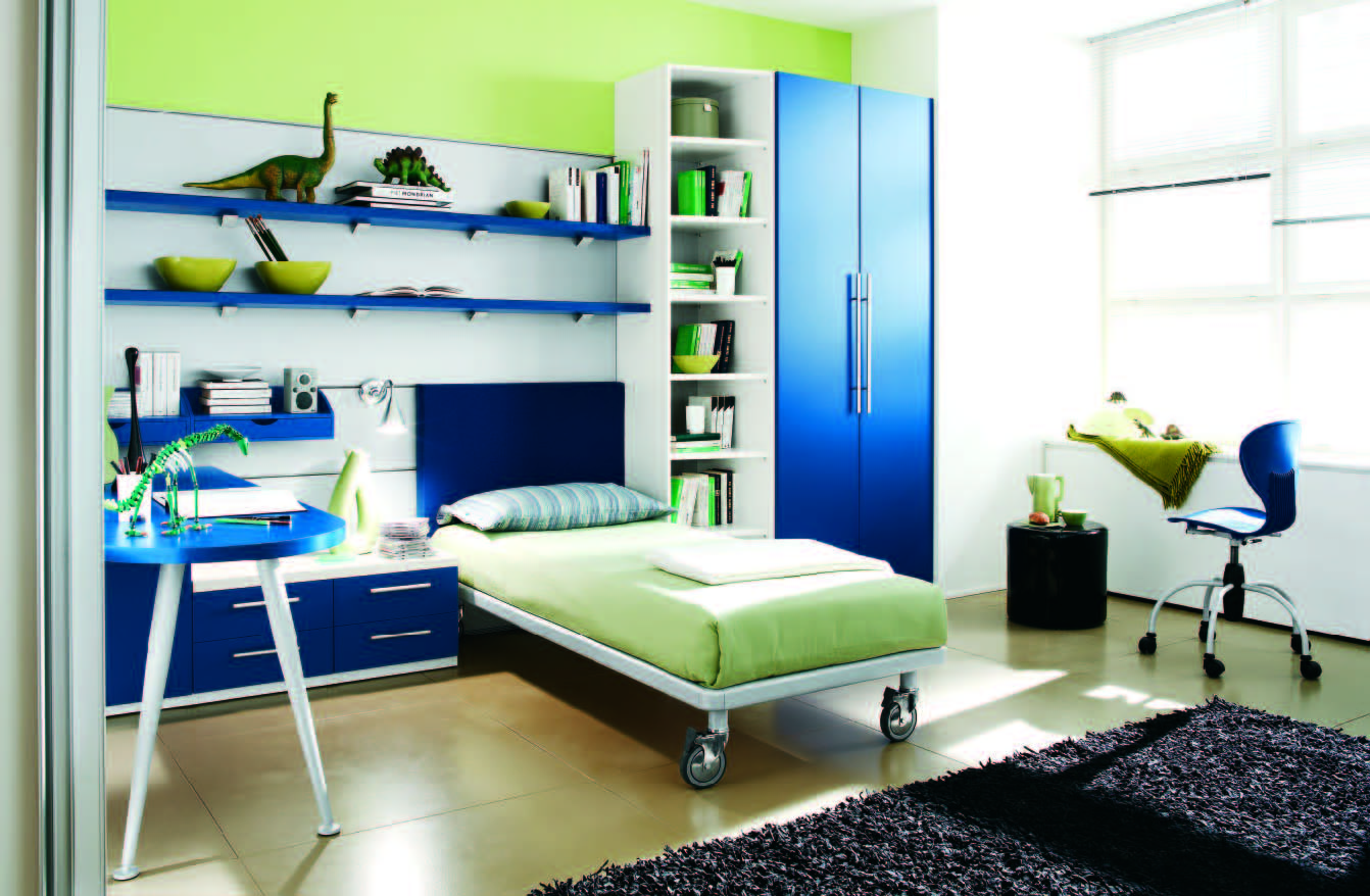Boys Room: Fabulous Modern Themed Rooms For Boys And Girls