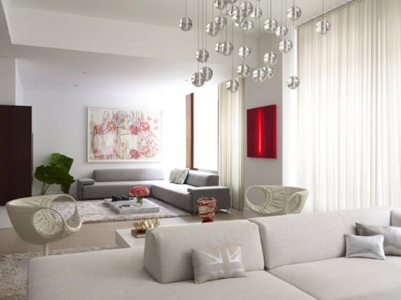 Super Stylish Interior Design For A Flat