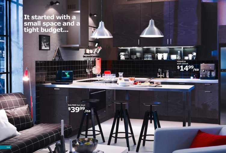 Awesome Ikea Kitchens Kitchen Furniture