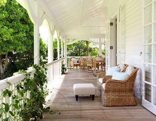 Roof Design Ideas: Creating Outdoor Spaces For Country Living