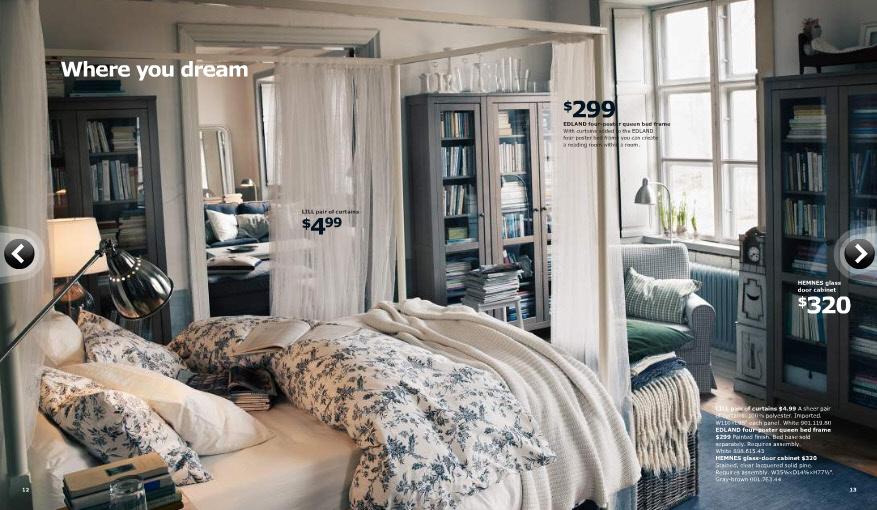 Ikea 2011 Bedroom