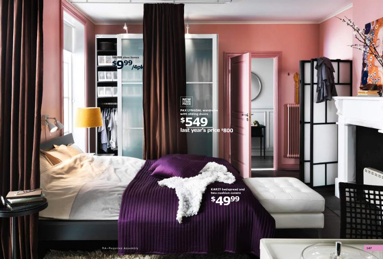 Rooms Styles From Our Latest Catalog: IKEA 2011 Catalog [Full]