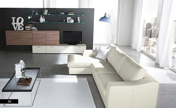 Contemporary Sofa Sets From Columbini Part 72