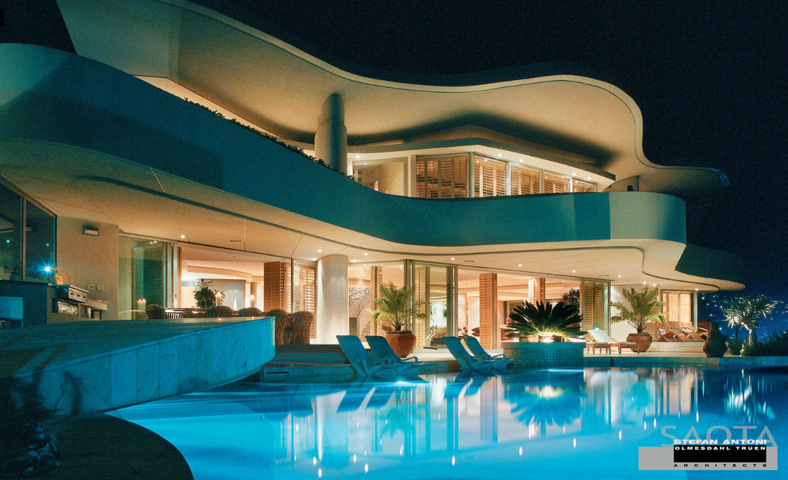 50 Luxury Oases That Could Tempt You Into Early Retirement