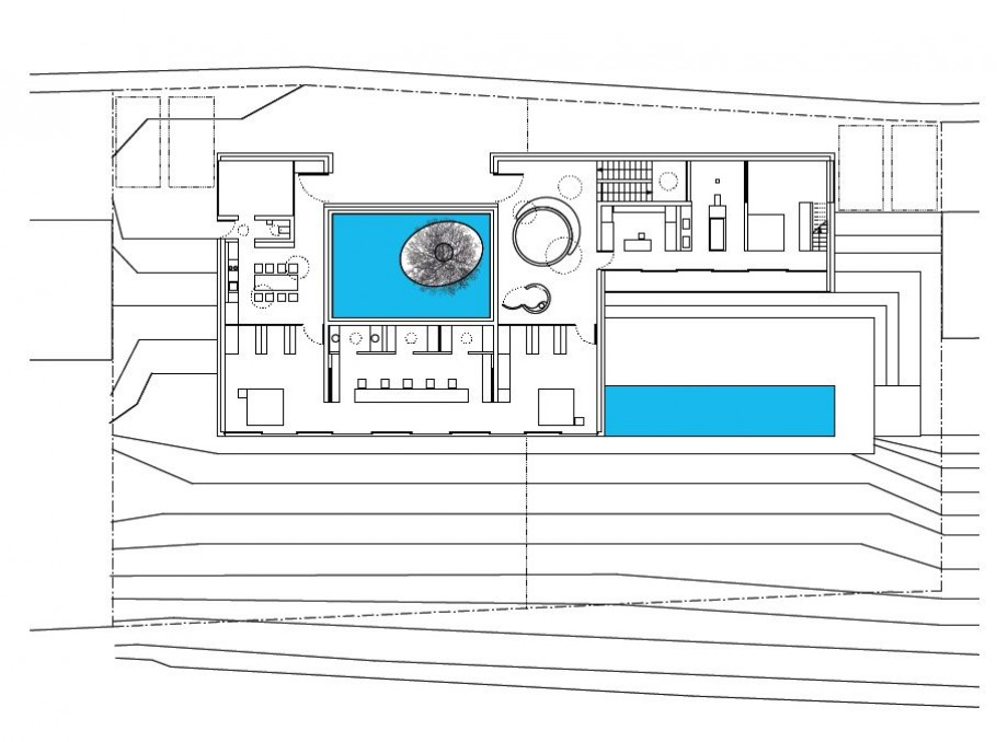 Architectural Design Home Floor Plans: Paradise In Germany: A Modern Minimalist Dream House