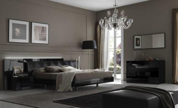 zeitgenössischen-Stil-Schlafzimmer-design