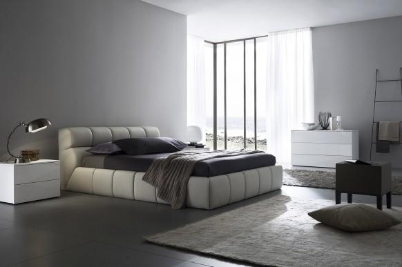 moderne Stil-Schlafzimmer