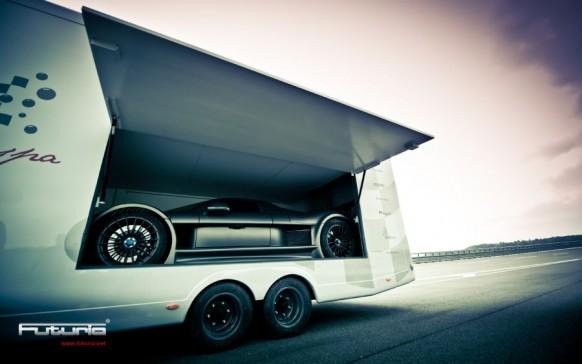 Sport Auto caravan
