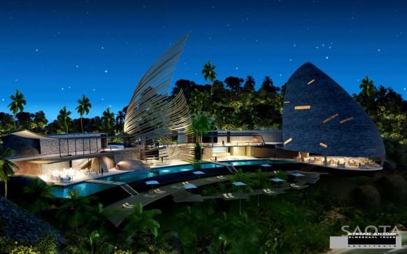 super-Luxus-resort