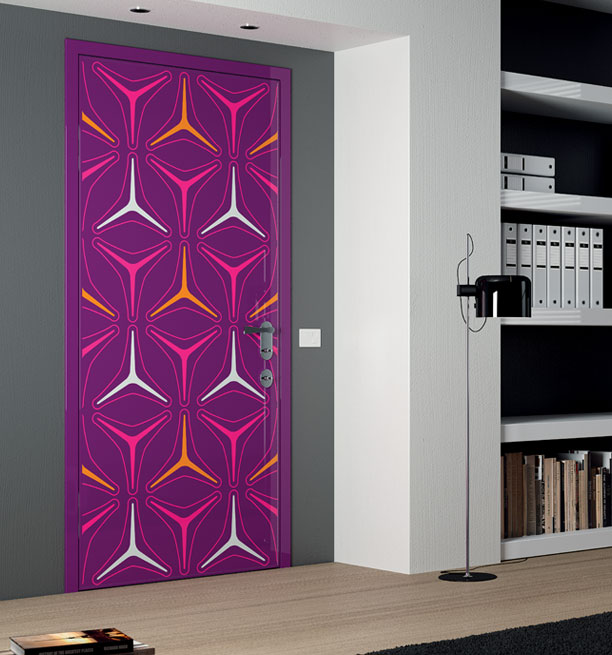 Home Design Ideas Youtube: Karim Rashid Door Prints