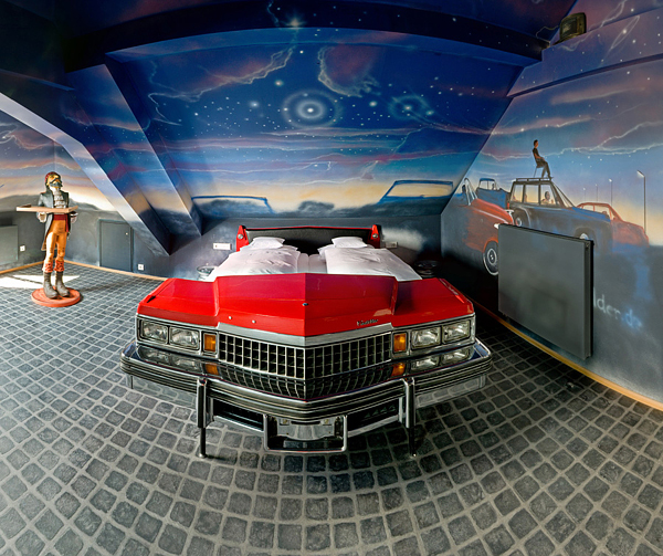 Car theme room