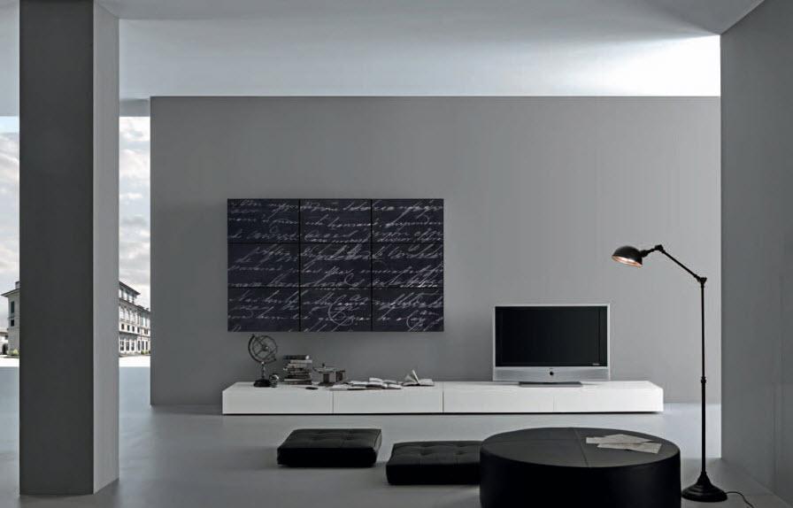 Art deco living room decorative furniture prints