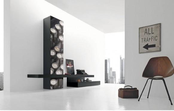 Dekorative Möbel-Drucke