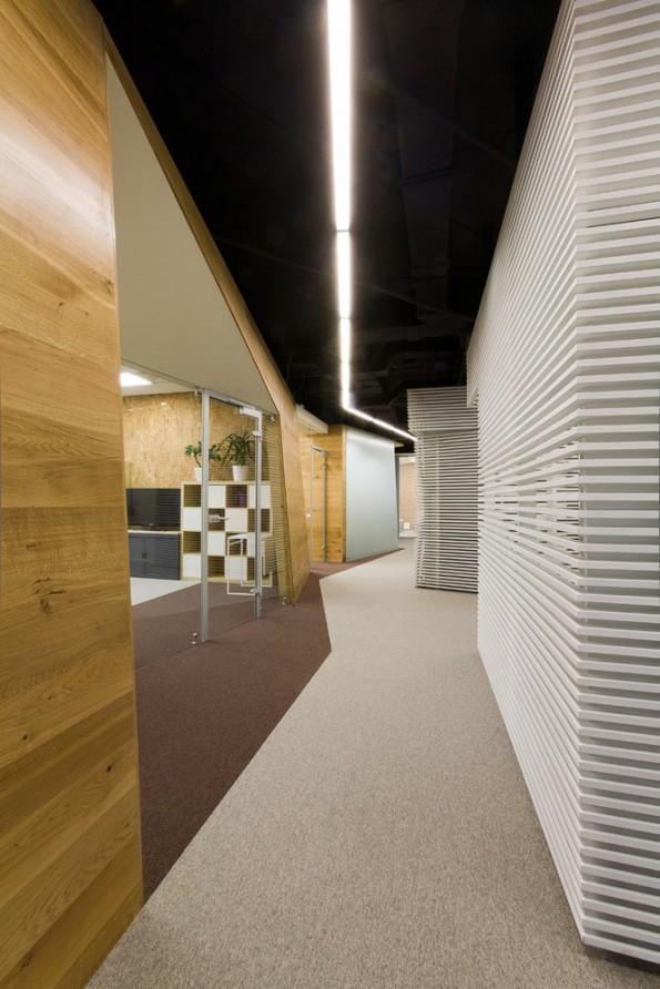 Russian Web Company Yandexs Offices