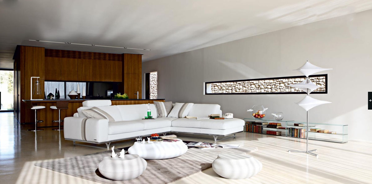 Living Room Inspiration 120 Modern Sofas By Roche Bobois: Luxury Living Rooms: Ideas & Inspiration From Roche Bobois