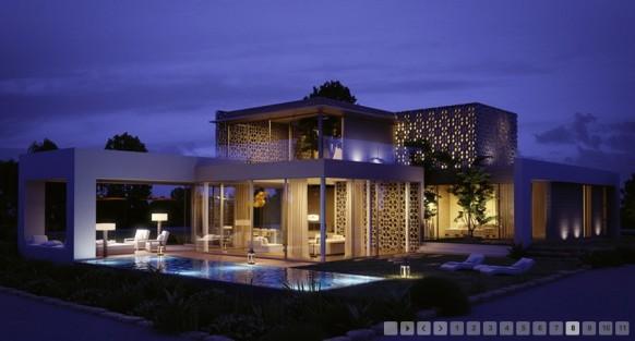 3d-Architektur