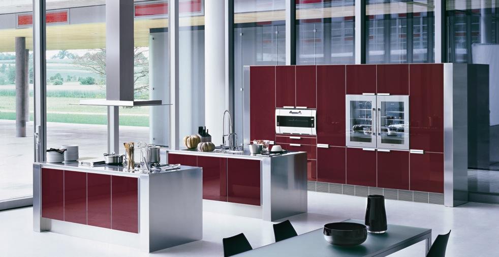 Kitchens From German Maker Poggenpohl