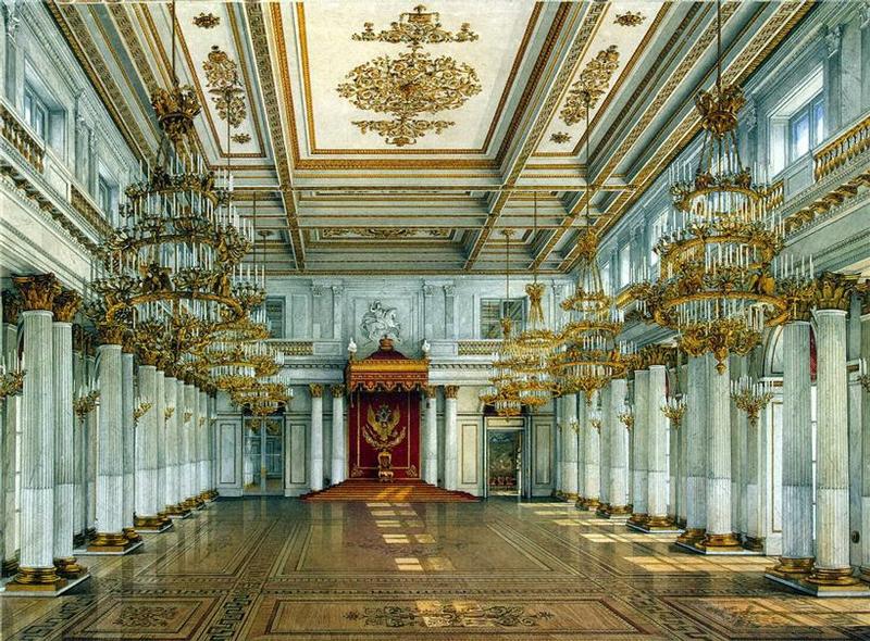 The Ornate Opulence of a Bygone Era