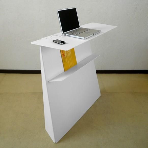 schöner computer-Schreibtisch
