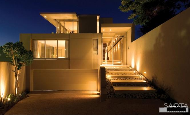 Haus-außen-Beleuchtung