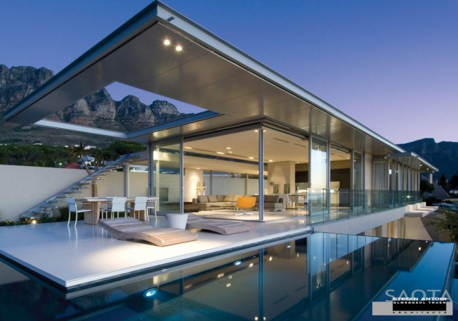 Haus mit Blick