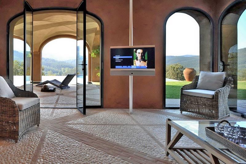 Italian luxury villas