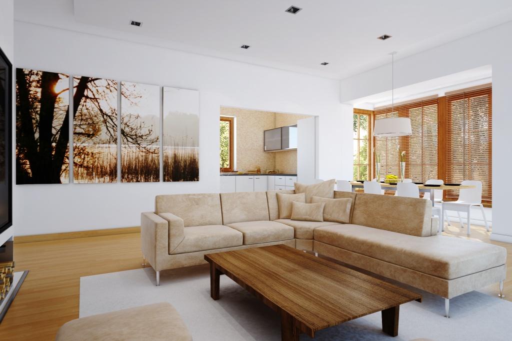 Living Room Art