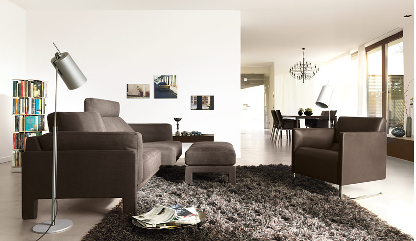 Colorful living room sofa sets - Black living room rug ...