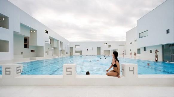 Schwimmbad Les Bains Des Docks Aquatic Center